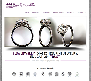 click to visit: Elsa Jewelry
