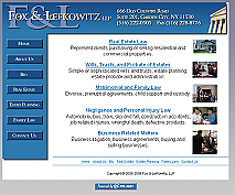 click to visit: Fox Leftkowitz