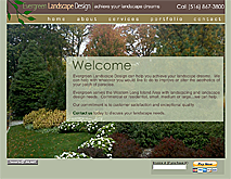 click to visit: Evergreen Landscaping
