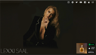 click to visit: Lexxi Saal - Official Site